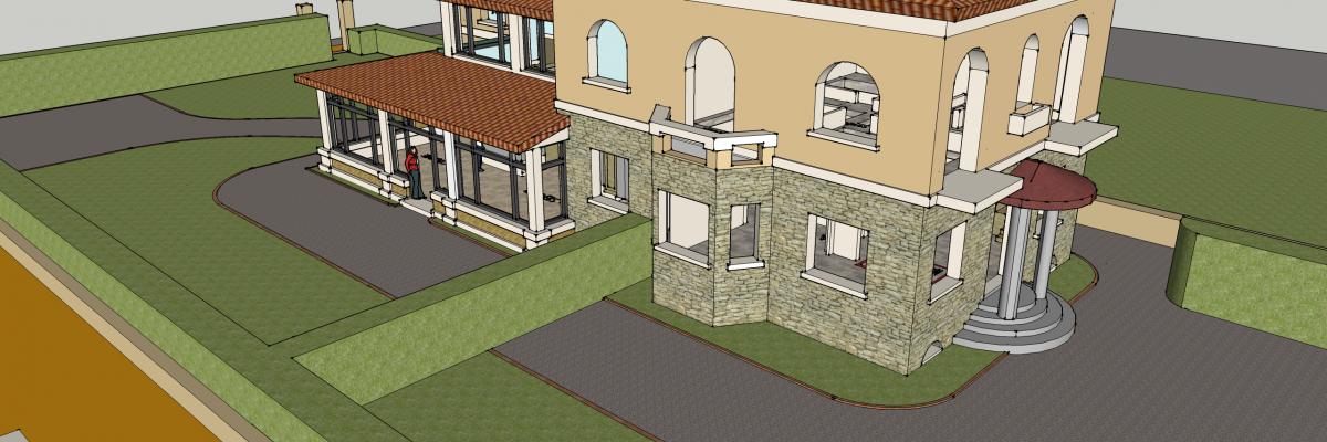 Villa Marie-Claire / Villa Achard